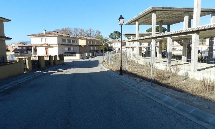 Коттедж в урбанизации Mas Flassia, в тихом жилом районе города Видререс (Vidreres)