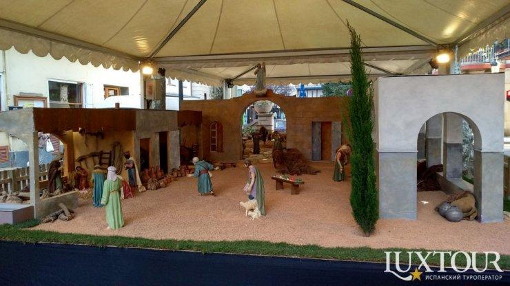 Рождественский Белен - библейские сцены рождения Иисуса Христа
