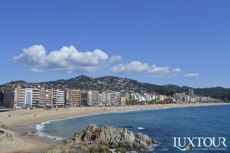 Ллорет де мар – один из популярнейших курортов летом, зимой превращается в уютное тихое место – рай для спокойного отдыха!