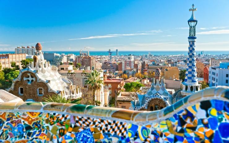 Барселона Модернистская