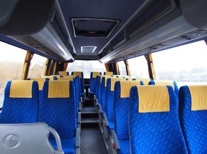 VIP автобусы Испанского Туроператора LuxTour