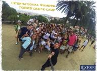 Летний лагерь TODES 2014