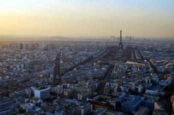 A trip to Paris