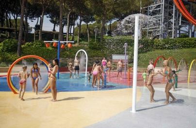 The Aquapark Water World