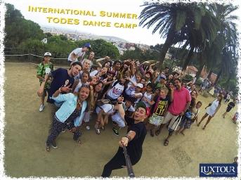 Summer Camp TODES 2014