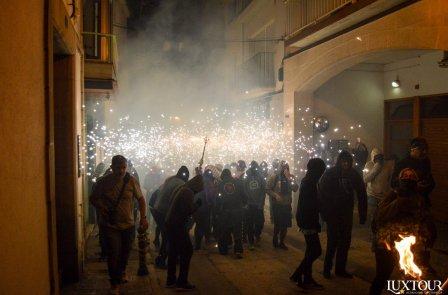 Коррефок в Бланесе, 2018 / Gran Correfoc de Blanes, 2018